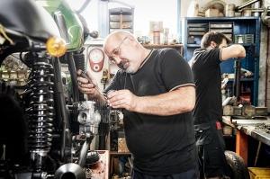 Rebel-Eyes Motorcycle Restoration Photography by David Noels
